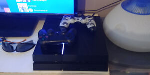 PS4 & 2 Controllers