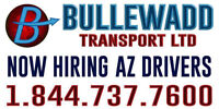 NOW HIRING AZ DRIVERS