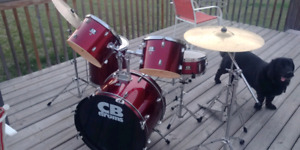 Full set of CB drums for sale