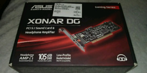 Asus PCI sound card