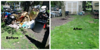 Yard and Garden Cleanup -- Mulch Special!