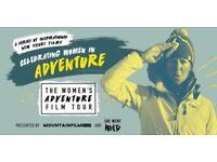 Women's Adventure Film Tour - Bristol