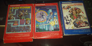Intellivision System and games some with boxes London Ontario image 2
