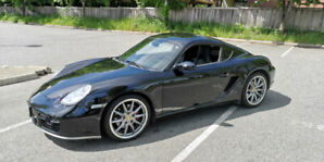 2006 Porsche Cayman S Coupe (2 door)