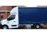 BRAND NEW RENAULT MASTER CHASSIS CAB CURTAINSIDE BODY 3.5T VAN