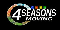 4 Seasons Moving Having Trucks going Edmonton & lethbridge.