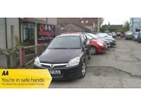 2008 Vauxhall Astra CLUB 16V TWINPORT HATCHBACK Petrol Manual