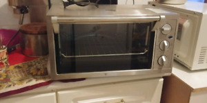 PC Stainless Steel Convection Toaster Oven