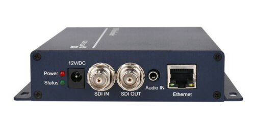3G-SDI H265 264 HD IP Video Encoder Youtube Twitch Facebook Broadcast Streaming