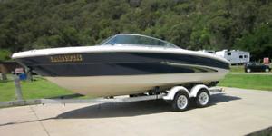 Searay Bowrider 21ft