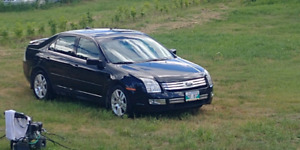 2007 Ford Fusion SEL AWD 3.6 litre