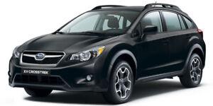 2014 Subaru Crosstrek XV -- Limited