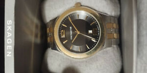 Fairly used Michael Hill watch. Two toned. Gold & Silver