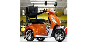 RPM PLUS - RICKSHAW MOBILITY SCOOTER - $ 1999