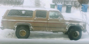 1987 Silverado suburban
