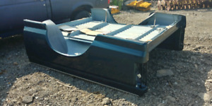 Truck bed box for F150