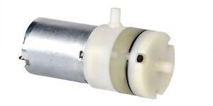 MINI Vacuum Pump_12 VDC_Dependable_Reliable_Small_Model Number: AJK-B12A2703-NEW