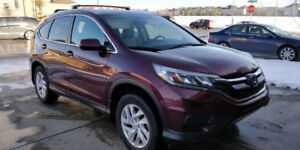 2015 Honda CRV SE in excellent condition