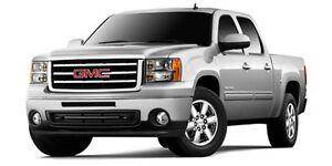 2013 GMC Sierra 1500 SLT Crew Cab Short Box 4WD 1SD