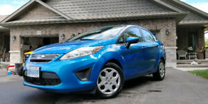 2013 Ford Fiesta SE - No Accidents, Low KMs, Safetied!