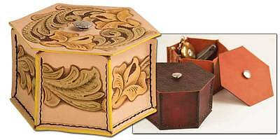 Keepsake Box  Kit Tandy Leather 4460-00 Free Shipping!