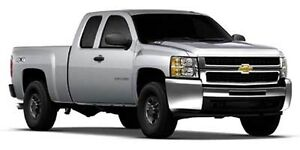 2011 Chevrolet Silverado 2500HD WT Ext Cab Long Box 4WD 1SA