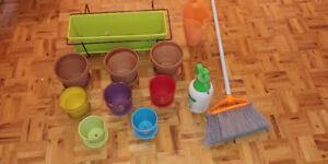 Colorful Gardening kit
