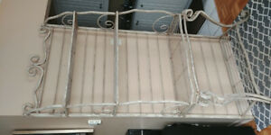 LARGE WROUGHT IRON BAKERS RACK / DISPLAY STAND