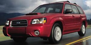 2005 Subaru Forester Forester 2.5xt