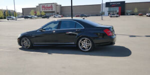 Mercedes S63 For Sale.