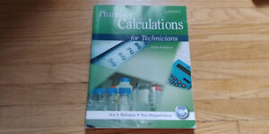 Pharmacy Calculations for Technicians, Fifth Edition