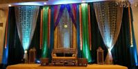 Mehndi Stage Decor