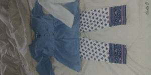 3 brand new size 12 months baby girl outfits for sale