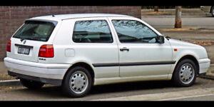 LOOKING FOR: 1994 - 1997 Volkswagen Golf or GTI