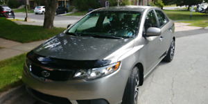 One Owner Super Clean 83,250 KM 2012 Kia Forte LX. $5895
