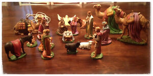Beautiful LARGE Nativity Set Kingston Kingston Area image 3