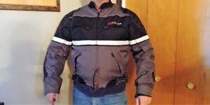 Manteau de moto imperméable