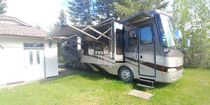 Holiday Rambler 40 ft Endeavour PAQ  Class A Motorhome
