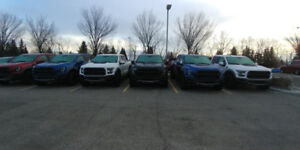 Raptor Specials!!! #1 Raptor Dealer in Canada!!!!