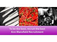Relief Chef- up to £15.50phr- Variety of locations (J0022)