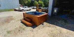 2001 Malibo Hot Tub