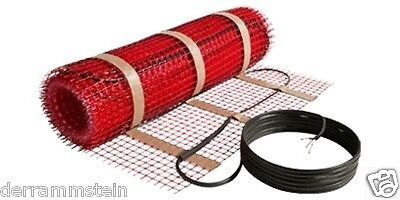 """Ouellet Thermat OTM0082 Floor Heating System 16""""x 6' - 8 Sq. Ft.           BX"""