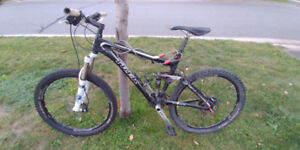 Trek trail bike