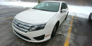 2010 Ford Fusion SE very good condition