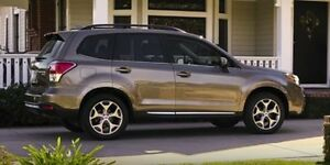 2017 Subaru Forester Touring - Tech