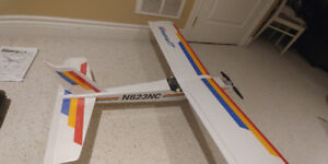 Hobbico Superstar RC Airplane