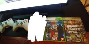 Xbox 360 et jeu