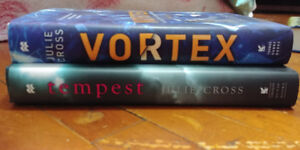 Tempest and vortex by Julie Cross