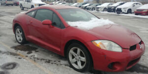 2008 Mitsubishi Eclipse pas chere Coupe (2 door)