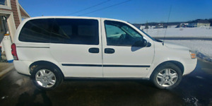 Chevy Uplander, low mileage